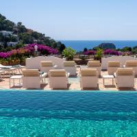 Sina Flora, hotel in Capri
