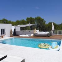 Beautiful Villa in Cala Tarida with Swimming Pool