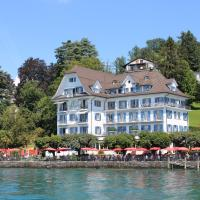 Hotel Central Am See - Beau Rivage Collection, hotel in Weggis