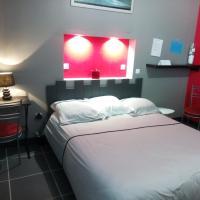 La chambre du Clos Barriant, отель в городе Séreilhac