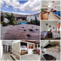 Hostel las Palmas, hotel em Vilcabamba
