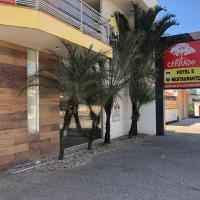 HOTEL E RESTAURANTE CERRADO, hotel in Aragarças
