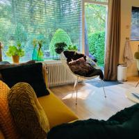 Zonnebos, private garden, fresh air, relax!, hotel en Otterlo