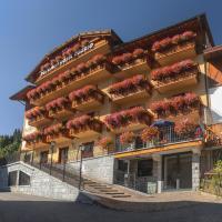 Dolomiti Hotel Cozzio, hotell i Madonna di Campiglio