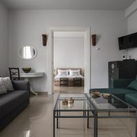 Polytimon, an Athenian neoclassical apartment