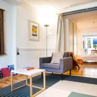Chatelain Charming Studio Residence - Brussels Ixelles
