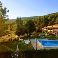 Hospedium Hotel Val de Pinares, hotel in Bogarra