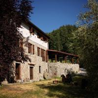 MULINO VECCHIO, hotel a Minucciano