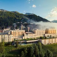 Kulm Hotel St. Moritz, отель в Санкт-Морице