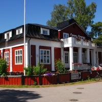 Hotel Strandbo, hotelli Nauvossa