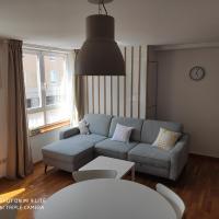 Luminoso y acogedor apartamento con excelente ubicación, hotel en Oleiros