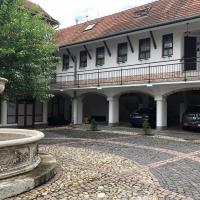 Apartman Reduta, hotel v Lučenci