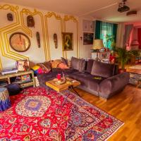 Prime Rooms Vienna - Private Villa with Garden & Party Possibility, hotel in 16. Ottakring, Vienna