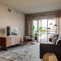 Abode Marina Del Rey 2-Bedroom Pool/Gym/Spa (8502)