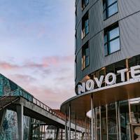 Novotel Angers Centre Gare