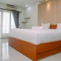Comfortable Studio Apartment at Tamansari Semanggi By Travelio