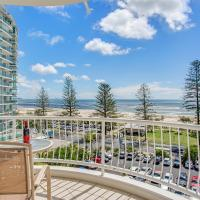Kirra Beach Apartments, hotel in Coolangatta, Gold Coast