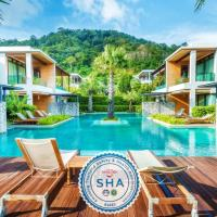 Wyndham Sea Pearl Resort, Phuket, hotel in Patong Beach