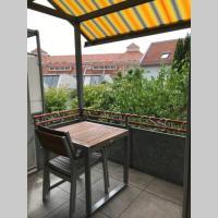 Ruhige Wohnung mit Terrasse - Stadtmitte Esslingen