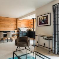 Aiguilles Private duplex apartment