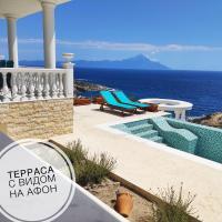 Villa Ulyana Sithonia Athos Sea View
