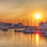 Quayside View - Weymouth