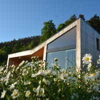 Funkis-cabin in Herand with fantastic fjordview