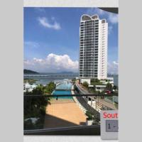 Cozy Condo with view of Second Penang Bridge, hotel in Jelutong