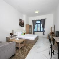 Signature Holiday Homes - Furnished Studio in Palace Tower 2, Silicon Oasis