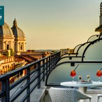 UNAHOTELS Decò Roma, hotel in Rome
