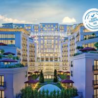 CVK Park Bosphorus Hotel Istanbul, отель в Стамбуле