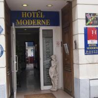 Hôtel Moderne, hotel en Maisons-Alfort