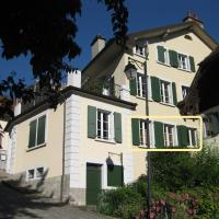 Apartment Montreux center 5 min from the lake