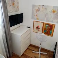 Habitación tranquila, con TV y Fibra Optica