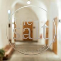 the salt ___ Residences, hotel in Hallein