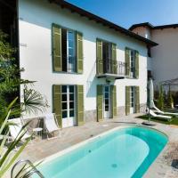 Villino Genia Moltrasio Lake Como Pool & Lake View