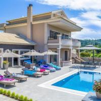 Luxury Villa Matzourana