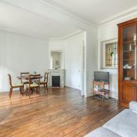 GuestReady - Bright and Homely Apartment in Batignolles