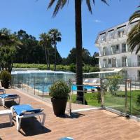Hotel Nuevo Vichona, hotel en Sanxenxo