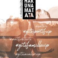 HAKUNA MATATA - Gite et Spa