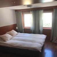 Stort hus med 4 sovrum