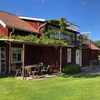 Äventyrsgårdens Vandrarhem, Kinnekulle, hotel in Källby