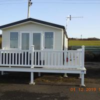 Luxury Caravan Hire Turnberry with Sea Views