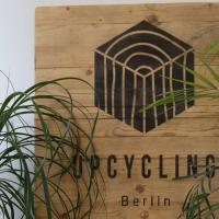 Luftiges Upcycling Studio im EG - Zentral