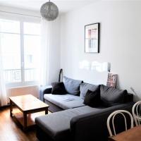 Lovely apartment near Place de la Nation