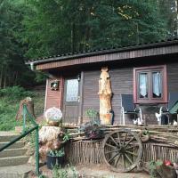 Waldnest Odenwald - Das Waldhaus, отель в городе Вальд-Михельбах