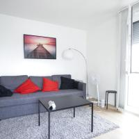 Beautiful apt with TERRACE in ASNIERES SUR SEINE