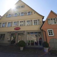 Hotel Reinhardts, отель в Битигхайм-Биссингене