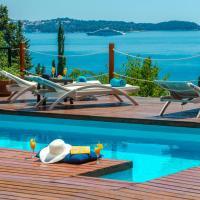 Villa Hortensia-Privacy and fascinating sea views
