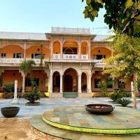Bara Bungalow Amer, Jaipur - A Rosakue Collection